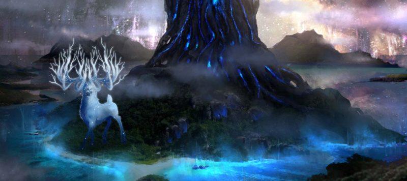 Vault of Stars Stag Tree
