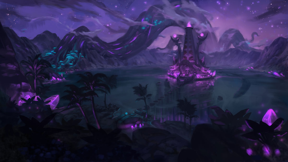 Shark Temple